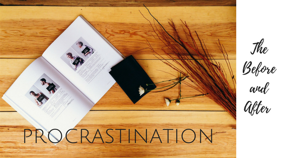 PART ONE: Leave Procrastination in the Dust